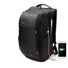 Travel Laptop Backpack with USB Charger