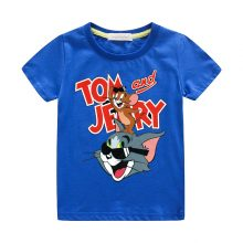tom and jerry print casual t-shirt 04