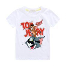tom and jerry print casual t-shirt 05
