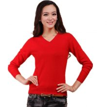Fashion Casual Soft Cashmere Women's Jumper (PID1542)