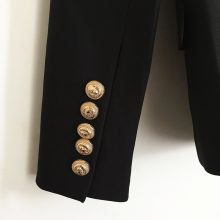 Women's Classic Double Breasted Blazer (PID1560)