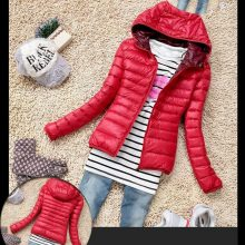 Women's Casual Warm Quilted Jacket (PID1563)